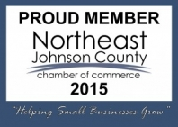 Proud Member of Northeast Johnson County Kansas Chamber of Commerce