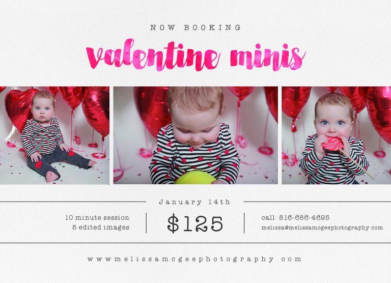 Valentine's Day Minis