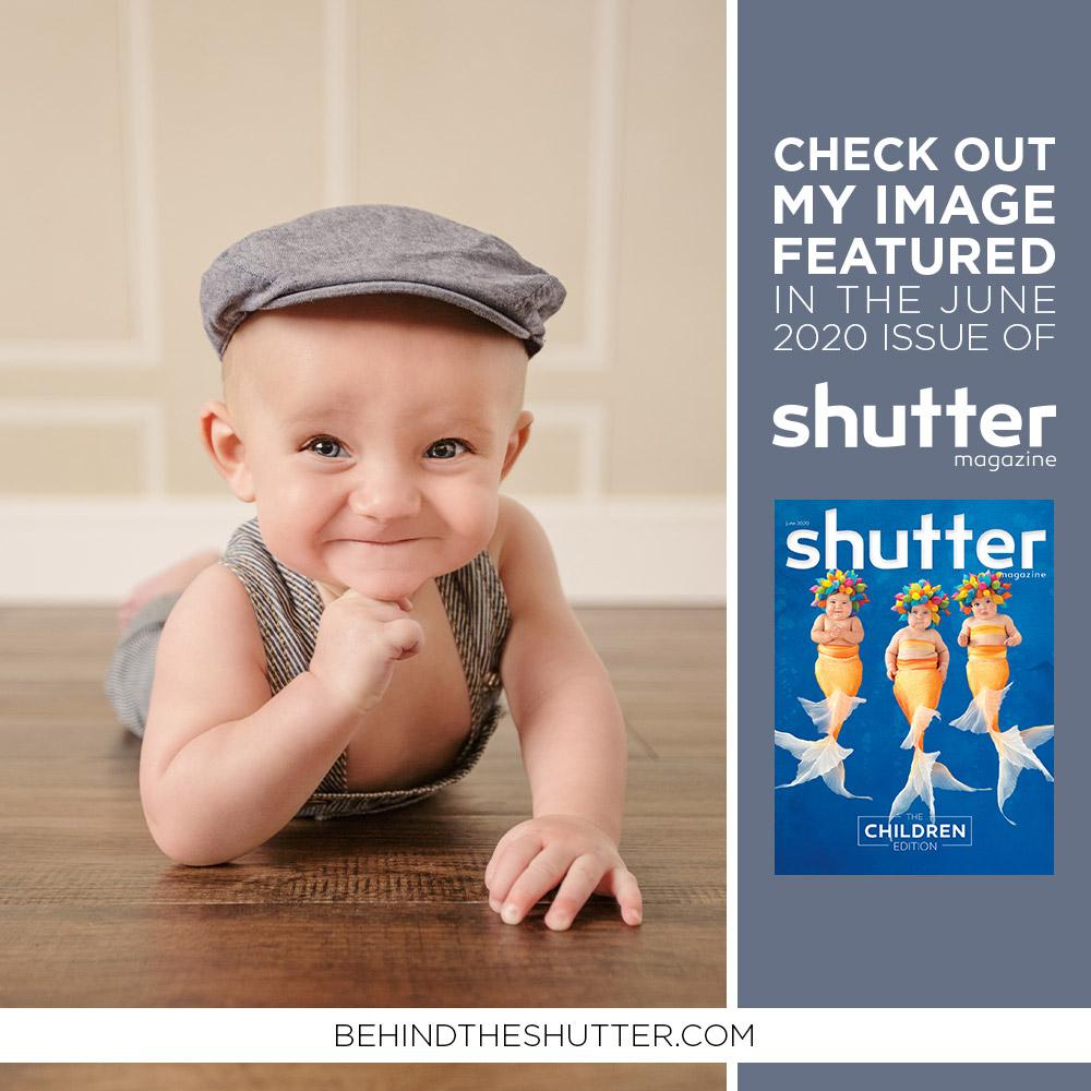 Featured in Shutter Magazine
